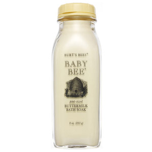 Burt's Bees Baby Bee Buttermilk Bath Pint