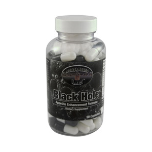 Controlled Labs Black Hole 90 Capsules