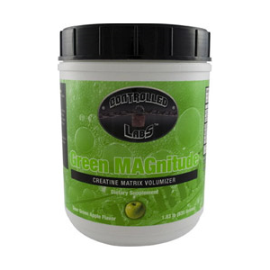 Controlled Labs Green Magnitude Apple 835g