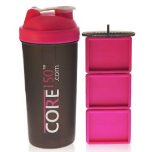 Core 150 Pink Shaker Cup