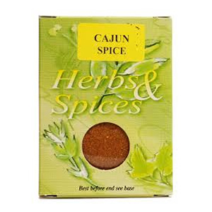 Cotswold Health Products Cajun Spice