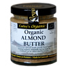 Carley's Organic Almond Butter