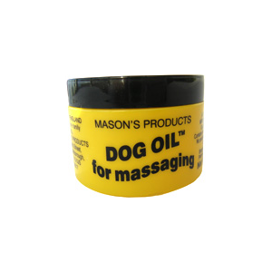Dog Oil Massaging Oil 100g