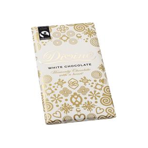 Divine Chocolate White Chocolate