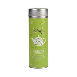 English Tea Shop Organic Green Tea Tropical Fruit Tea