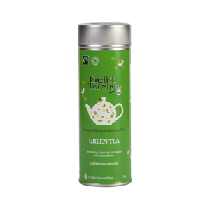 English Tea Shop Organic Fairtrade Green Tea