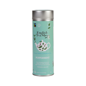 English Tea Shop Organic Fairtrade Peppermint Tea