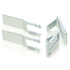 Dreambaby Microwave & Oven Lock X 2Pcs Silver