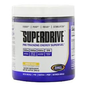 Gaspari Super Drive Orange Mango 120g