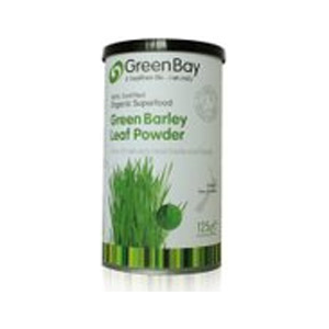 GreenBay Harvest Organic Green Barley Leaf Powder