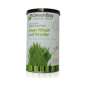 GreenBay Harvest Organic Green Wheat Leaf Powder