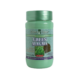 Green Foods Green Magma Barley Tablets 250 Tablets