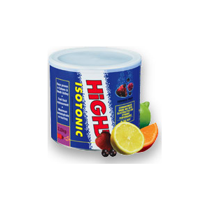 High 5 Isotonic Summer Fruits Jar 2000g