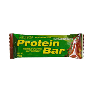 High 5 Protein Bar Double Chocolate 50g
