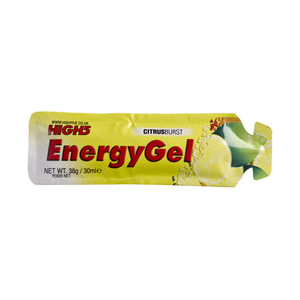 High 5 Energy Gel Citrus Burst 38g