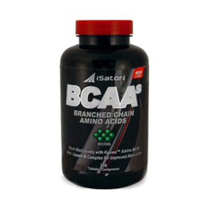 Isatori BCAA Kyowa 1000mg 400 Tablets