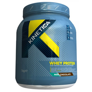 Kinetica Whey Protein Chocolate Mint 1000g