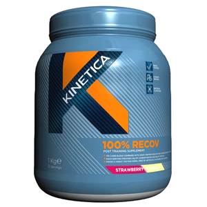 Kinetica 100% Recov Orange & Mango 2000g