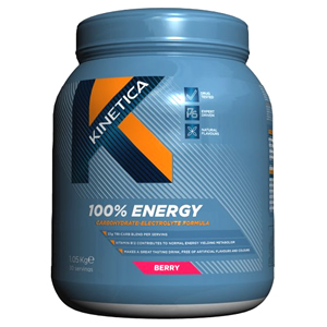 Kinetica 100% Energy Berry 1050g