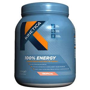 Kinetica 100% Energy Tropical 1050g