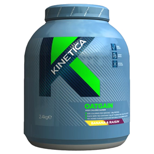 Kinetica Oat Gain Banana Raisin 2400g