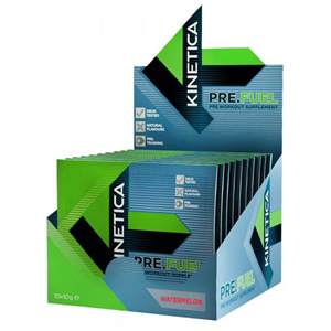 Kinetica Convenience PRE.FUEL Sachets Watermelon 10g