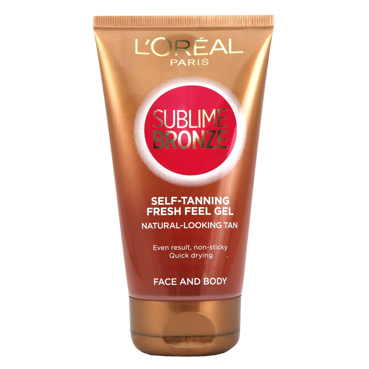 L'Oreal Paris Sublime Bronze Self-Tanning Fresh Feel Gel