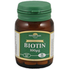 Natures Own Biotin 100ug Tablets