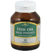 Natures Own Fish Oil High Potency Capsules