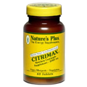 Natures Plus Ctrimax 1000 mg Tablets