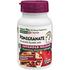 Natures Plus Herbal Actives Pomegranate 400 mg Extended Release Tablets