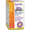 Natures Plus Ultra Lipoic Bi-Layered Tablets
