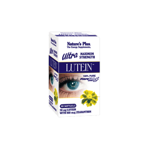 Natures Plus Ultra Lutein Softgels