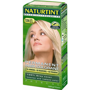Naturtint Permanent Hair Colorant - 10N Light Dawn Blonde