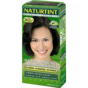 Naturtint Permanent Hair Colorant - 3N Dark Chestnut Brown