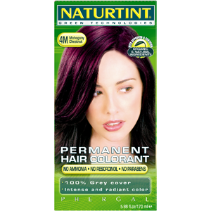 Naturtint Permanent Hair Colorant - 4M Mahogany Chestnut
