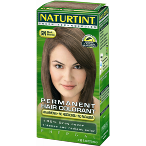 Naturtint Permanent Hair Colorant - 6N Dark Blonde