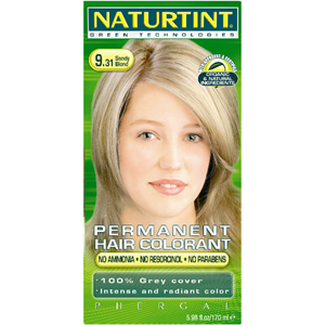 Naturtint Permanent Hair Colorant - I 9.31 Sandy Blonde
