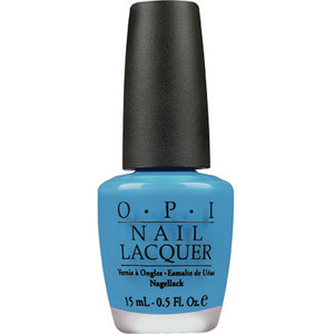 OPI Classic Nail Lacquer No Room for the Blues