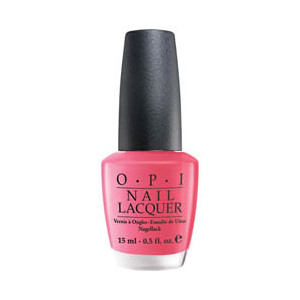 OPI Strawberry Margarita Nail Lacque