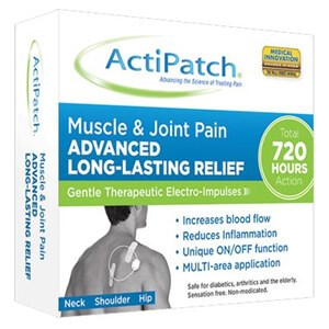 ActiPatch Muscle & Joint Advanced Lon-Lasting Relief
