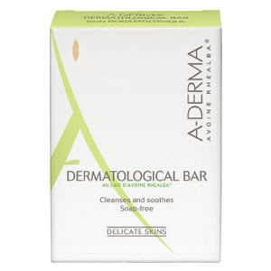 Aderma Soap-Free Dermatological Bar