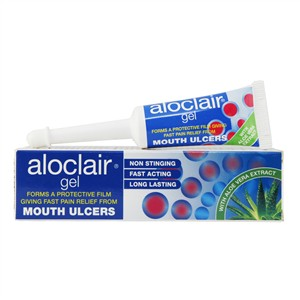 Aloclair Mouth Ulcer Gel