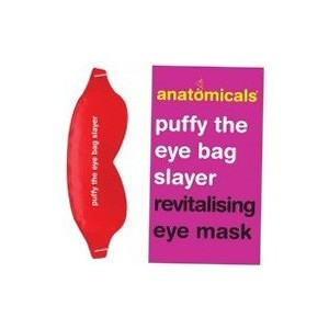 Anatomicals Puffy The Eye Bag Slayer - Revitalising Eye Mask
