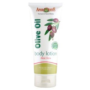 Aphrodite Olive Oil Body Lotion