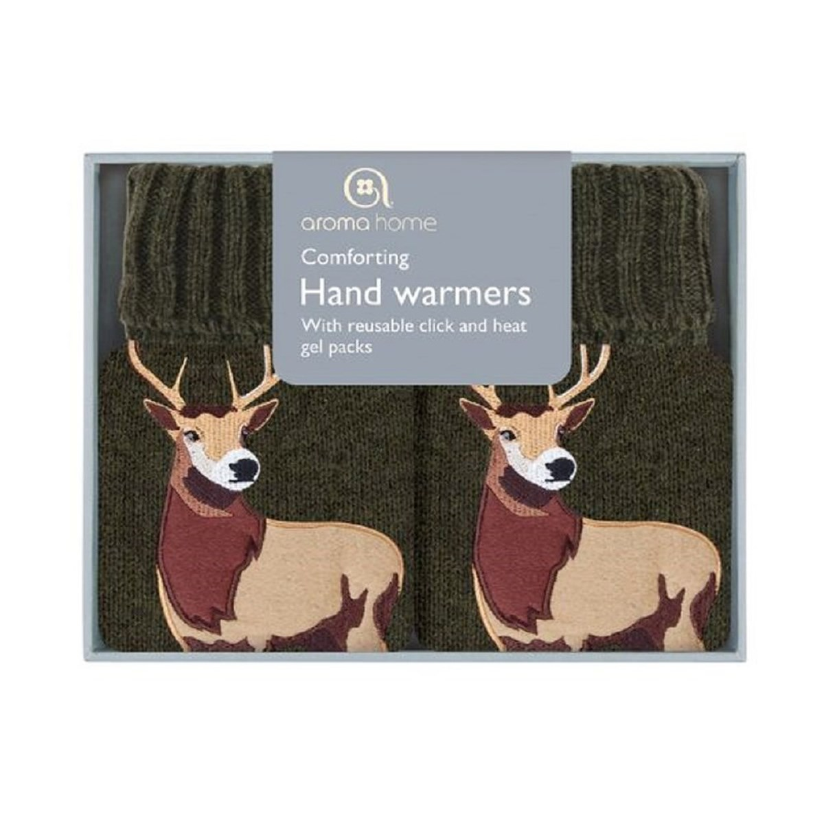 Aroma Home Comforting Hand Warmers - Stag