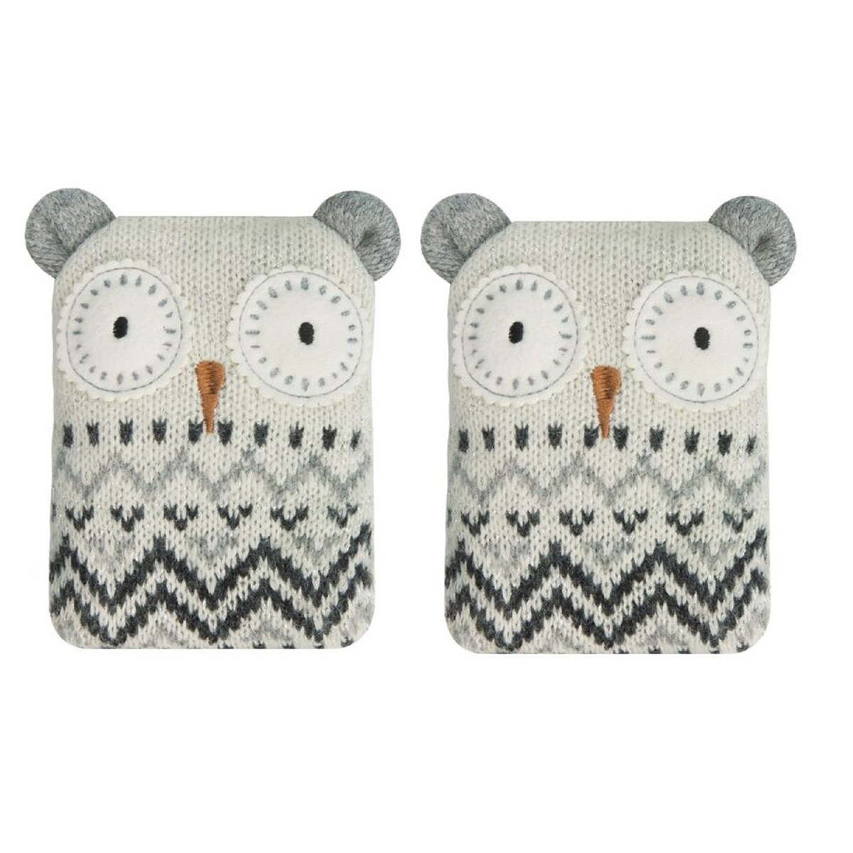 Aroma Home Comforting Hand Warmers - Snow Owl