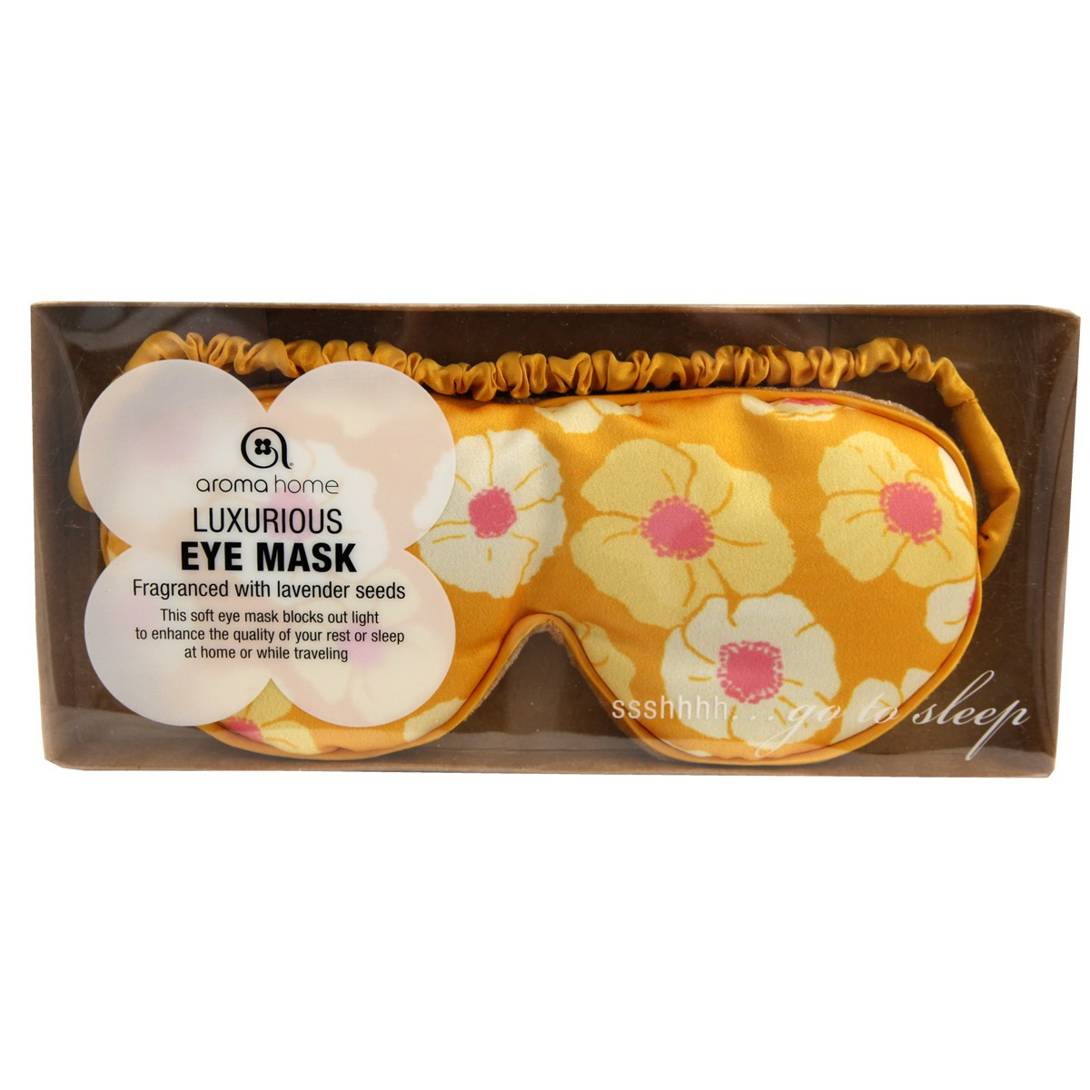 Aroma Home Luxurious Eye Mask