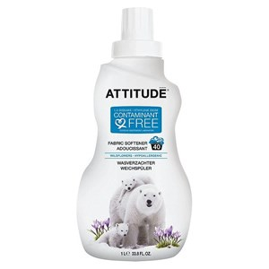 Attitude Fabric Softener 1L (40 Load)