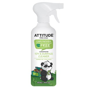 Attitude Little Ones Fragrance Free Toy & Surface Cleaner
